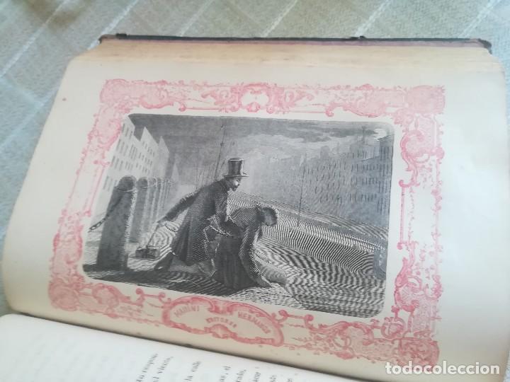 Libros antiguos: EL REY DE LOS MENDIGOS O LOS BANDIDOS DE LA BEAUCE. MR HIPOLITO LANGLOIS. 1859 - Foto 2 - 128422531