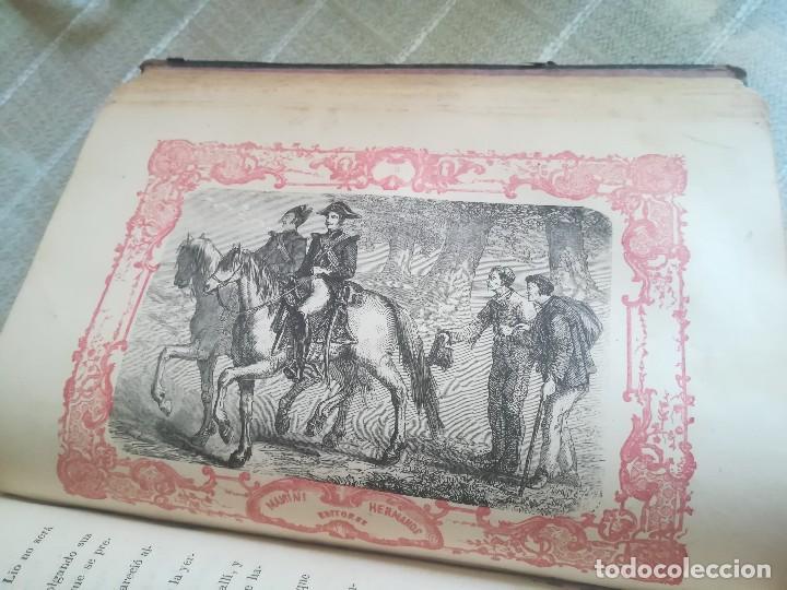 Libros antiguos: EL REY DE LOS MENDIGOS O LOS BANDIDOS DE LA BEAUCE. MR HIPOLITO LANGLOIS. 1859 - Foto 5 - 128422531