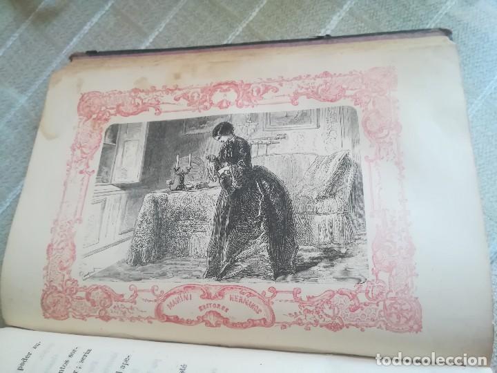 Libros antiguos: EL REY DE LOS MENDIGOS O LOS BANDIDOS DE LA BEAUCE. MR HIPOLITO LANGLOIS. 1859 - Foto 12 - 128422531