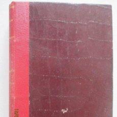 RICARDO LEON. COLECCIÓN DE OBRAS COMPLETAS. XVII. JAUJA. NOVELA. MADRID 1928. 362 PÁGINAS. 18 X 13CM