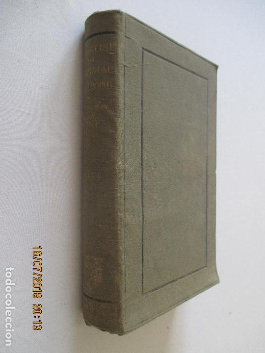Libros antiguos: TREATISE ON NATURAL PHILOSOPHY BY WILLIAM THOMSON AND PETER GUTHRIE TAIT. PART I. CAMBRIDGE 1890 - Foto 3 - 128426767