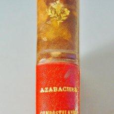 Libros antiguos: CATÁLOGO DE AZABACHES COMPOSTELANOS. PRECEDIDO DE APUNTES SOBRE LOS AMULETOS GUILLERMO DE OSMA. 1916. Lote 128605343