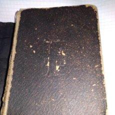 Libros antiguos: LIBRO DE MISA. Lote 128668963