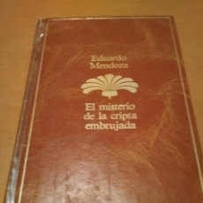 Libros antiguos: EL MISTERIO DE LA CRIPTA EMBRUJADA . Lote 128670719
