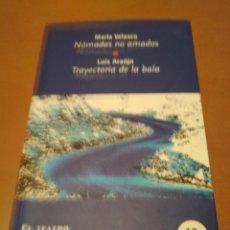 Libros antiguos: NÓMADAS NO AMADOS . Lote 128672395
