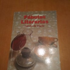 Libros antiguos: FÁBULAS LITERARIAS . Lote 128675087