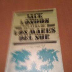 Libros antiguos: RELATOS DE LOS MARES DEL SUR . Lote 128675235