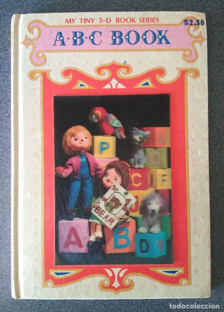 MY TINY 3D BOOK SERIES ABC BOOK (Libros Antiguos, Raros y Curiosos - Literatura Infantil y Juvenil - Otros)