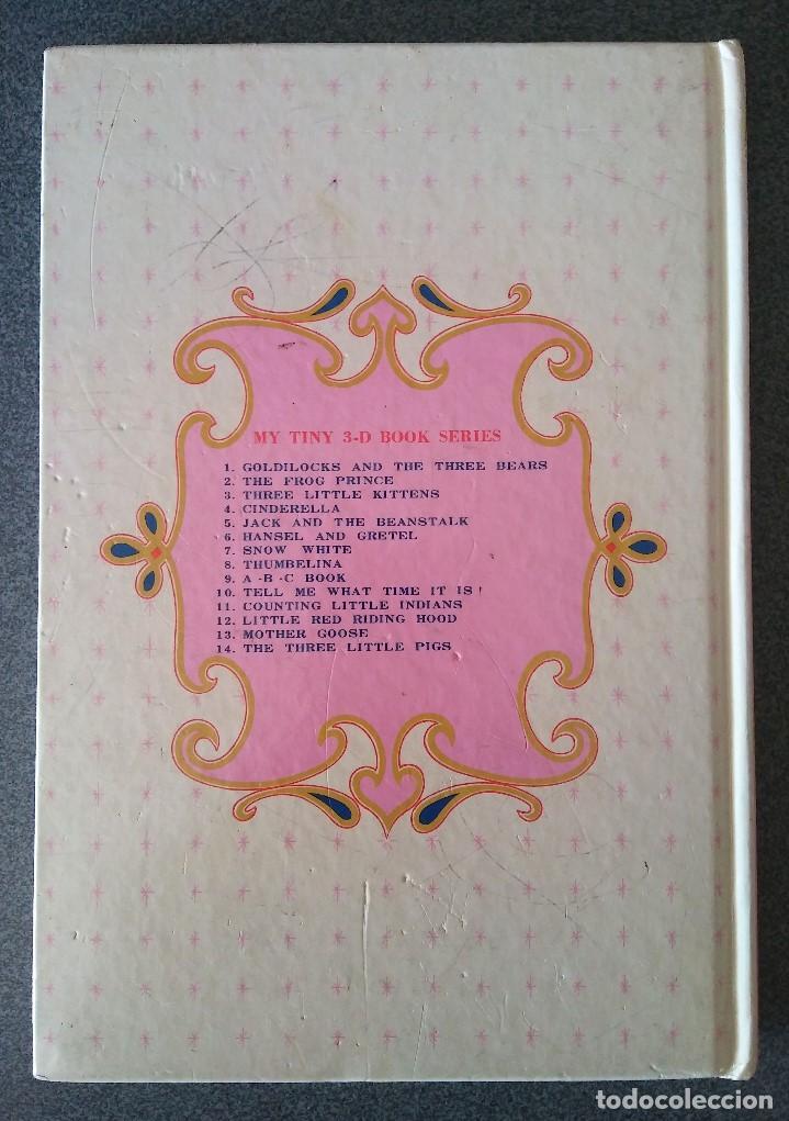 Libros antiguos: My Tiny 3D Book Series ABC Book - Foto 2 - 128719339