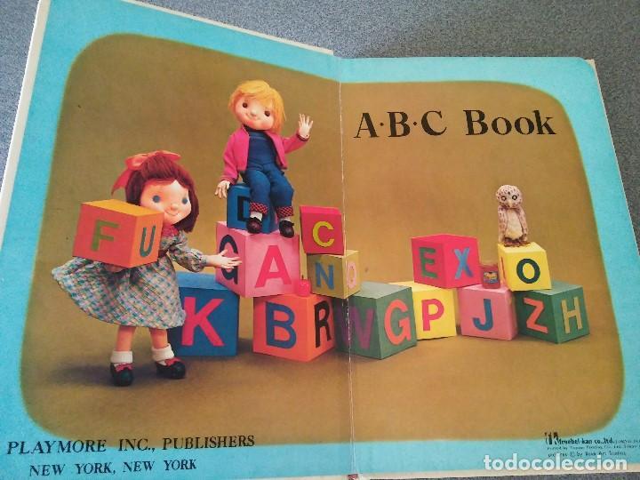 Libros antiguos: My Tiny 3D Book Series ABC Book - Foto 3 - 128719339