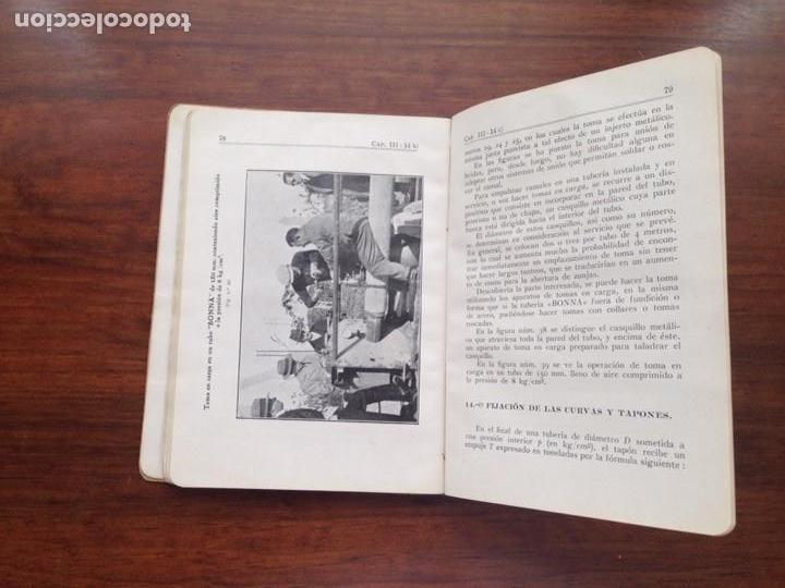 Libros antiguos: Catalogo de Tuberías 1933 Materiales y Tubos Bonna SA - Foto 3 - 128727650