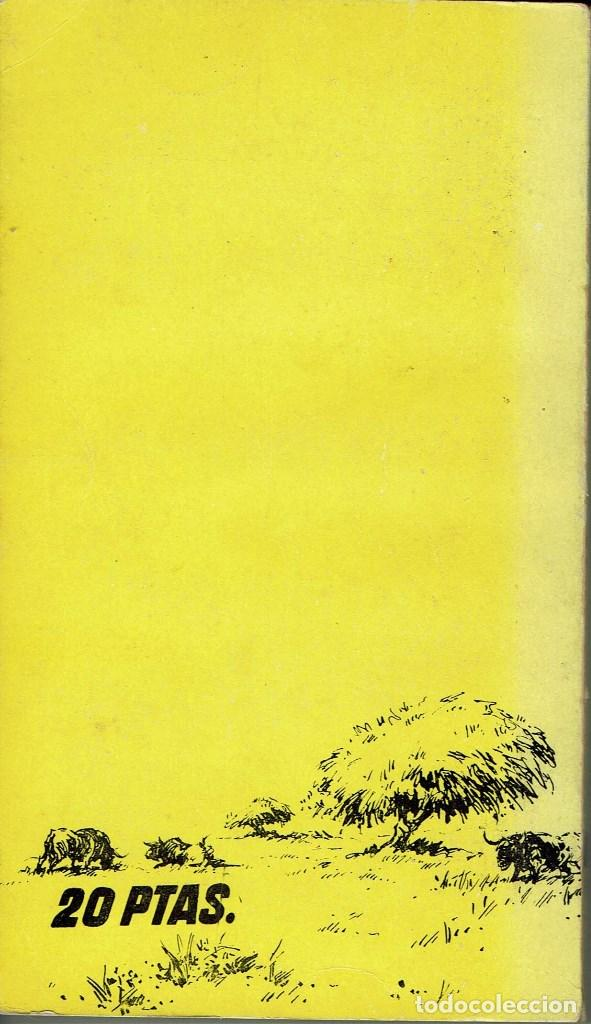 Libros antiguos: TOROS DE PARRAL, POR MARGUERITE STEEN. AÑO 1956. (10.5) - Foto 2 - 128777663