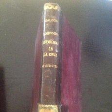 Libri antichi: TORQUEMADA EN LA CRUZ-BENITO PEREZ GALDOS. Lote 128810627