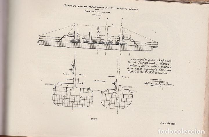 Libros antiguos: ALBUM DE ESPAÑOLES ILUSTRES DE PRINCIPIOS DEL SIGLO XX BLANCO Y NEGRO 1903 A 1904 - Foto 3 - 128870519