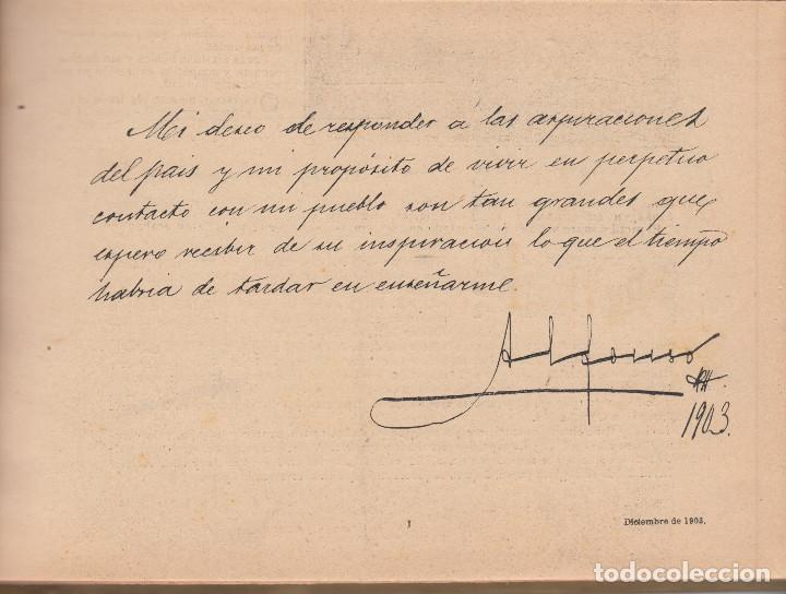 Libros antiguos: ALBUM DE ESPAÑOLES ILUSTRES DE PRINCIPIOS DEL SIGLO XX BLANCO Y NEGRO 1903 A 1904 - Foto 4 - 128870519