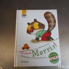 Libros antiguos: CUIDADO MORRIS-TAPA DURA-BUEN ESTADO. Lote 128883047