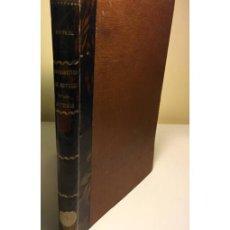 Libros antiguos: INTRODUCCIÓN AL ESTUDIO DE LOS ANTEOJOS. Lote 128901843