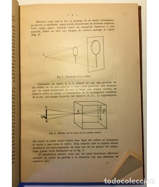 Libros antiguos: INTRODUCCIÓN AL ESTUDIO DE LOS ANTEOJOS - Foto 5 - 128901843