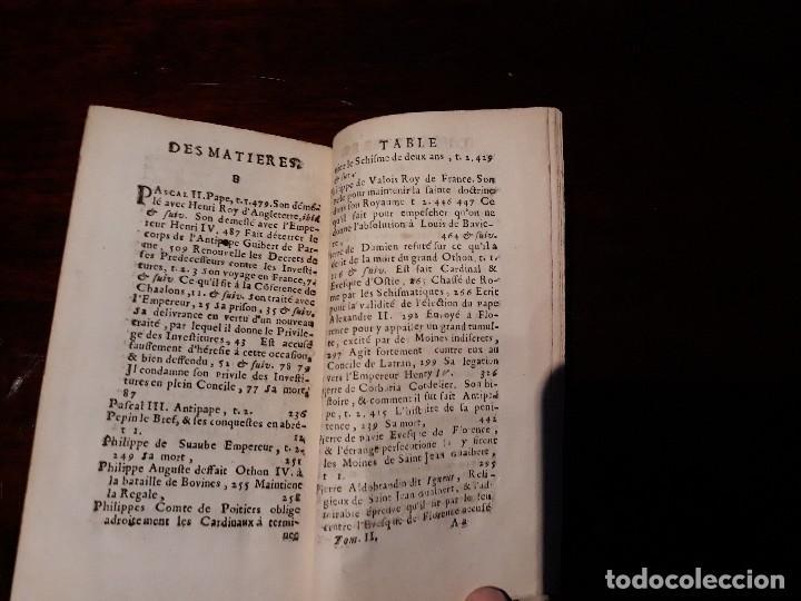 Libros antiguos: HISTOIRE DE LA DECADENCE DE L EMPIRE APRES CHARLEMAGNE . SECOND DE PARTIE- PARIS AÑO 1679 - Foto 4 - 128951119
