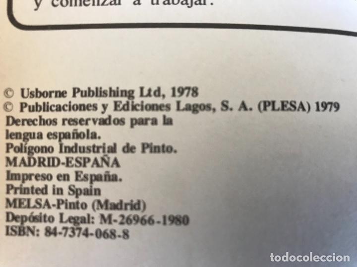 Libros antiguos: GUIA DEL BUEN ESPIA MENSAJES SECRETOS PLESA SM 1979 - Foto 2 - 179017082