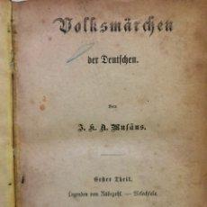 Libros antiguos: LIBRO EN ALEMAN. Lote 128992758