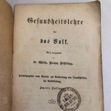 Libros antiguos: LIBRO EN ALEMAN. Lote 128992906