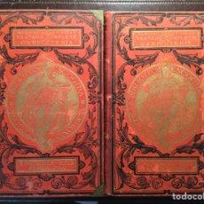 Libros antiguos: TRATADO COMPLETO CARPINTERÍA. ARAU. SEIX BARCELONA. SIGLO XIX. Lote 128999464