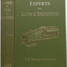 Libros antiguos: EXPERTS ON GUNS Y SHOOTING. CAZA. Lote 129059595