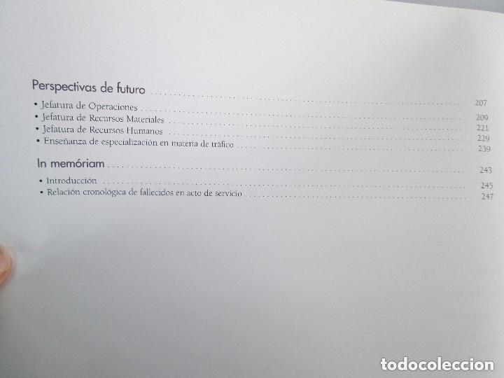 Libros antiguos: LIBRO: GUARDIA CIVIL DE TRAFICO. (1959 - 2009) 50 ANIVERSARIO. MINISTERIO DEL INTERIOR. COMO NUEVO. - Foto 7 - 129100735