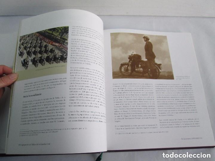Libros antiguos: LIBRO: GUARDIA CIVIL DE TRAFICO. (1959 - 2009) 50 ANIVERSARIO. MINISTERIO DEL INTERIOR. COMO NUEVO. - Foto 8 - 129100735