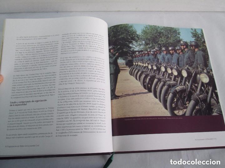 Libros antiguos: LIBRO: GUARDIA CIVIL DE TRAFICO. (1959 - 2009) 50 ANIVERSARIO. MINISTERIO DEL INTERIOR. COMO NUEVO. - Foto 9 - 129100735