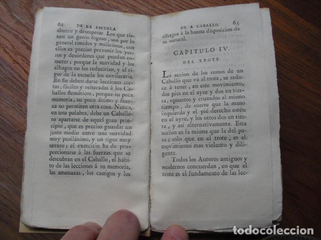 Libros antiguos: 1801 EL NUEVO NEWKASTLE O TRATADO NUEVO DE LA ESCUELA A CABALLO F. DE LAYGLESIA - Foto 3 - 129217071