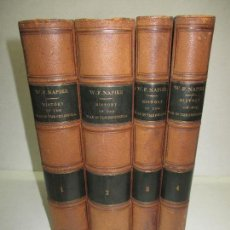 Libros antiguos: HISTORY OF THE WAR IN THE PENINSULA AND IN THE SOUTH OF FRANCE... 1839-40.. Lote 114799014