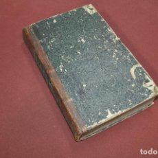 Libros antiguos: HISTORIA DE BÉLJICA Y HOLANDA - PANORAMA UNIVERSAL - IMPRENTA IMPARCIAL AÑO 1844 - AHUM. Lote 129291423