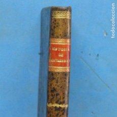 Libros antiguos: COMPENDIO DE LA HISTORIA QUE BAJO EL TÍTULO DE MONTSERRAT DIÓ A LUZ EL M. ILTRE. SR. D. MIGUEL MUNTA. Lote 129345315