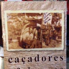 Libros antiguos: CAÇADORES AFRICANOS. CAZA. Lote 129373095