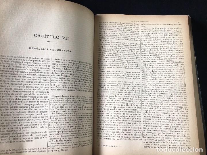 Libros antiguos: HISTORIA UNIVERSAL CESAR CANTÚ, 1886 11 TOMOS - Foto 9 - 129484411
