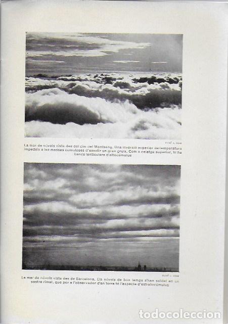 Libros antiguos: El cel de Catalunya / Eduard Fontserè. BCN : Ateneu, 1935. 22x15 cm. 27 p. - Foto 2 - 129540591