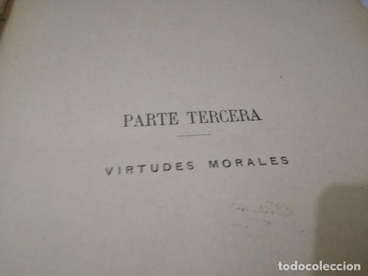 Libros antiguos: CARTAS A ALFONSOO XIII-TOMO II-JOSE MUÑIZ Y TERRONES-SEGUNDA EDICION 1893 - Foto 8 - 129582847