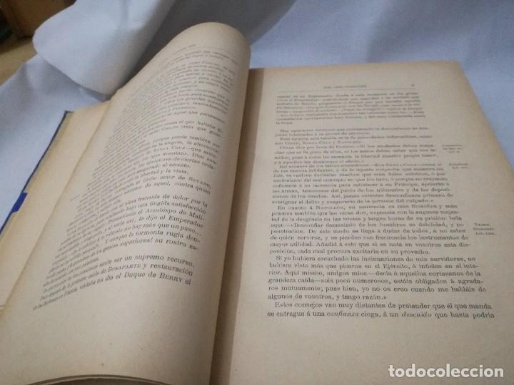 Libros antiguos: CARTAS A ALFONSOO XIII-TOMO II-JOSE MUÑIZ Y TERRONES-SEGUNDA EDICION 1893 - Foto 11 - 129582847