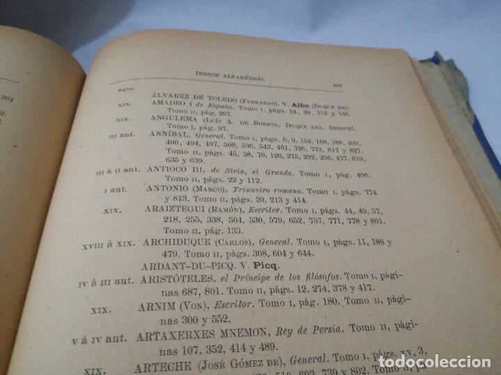 Libros antiguos: CARTAS A ALFONSOO XIII-TOMO II-JOSE MUÑIZ Y TERRONES-SEGUNDA EDICION 1893 - Foto 13 - 129582847