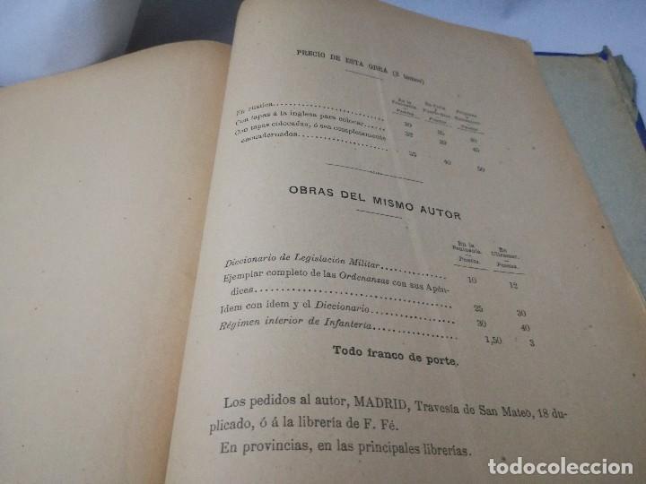 Libros antiguos: CARTAS A ALFONSOO XIII-TOMO II-JOSE MUÑIZ Y TERRONES-SEGUNDA EDICION 1893 - Foto 15 - 129582847