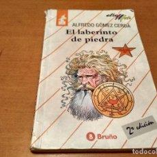 Libros antiguos: EL LABERINTO DE PIEDRA . Lote 129668059
