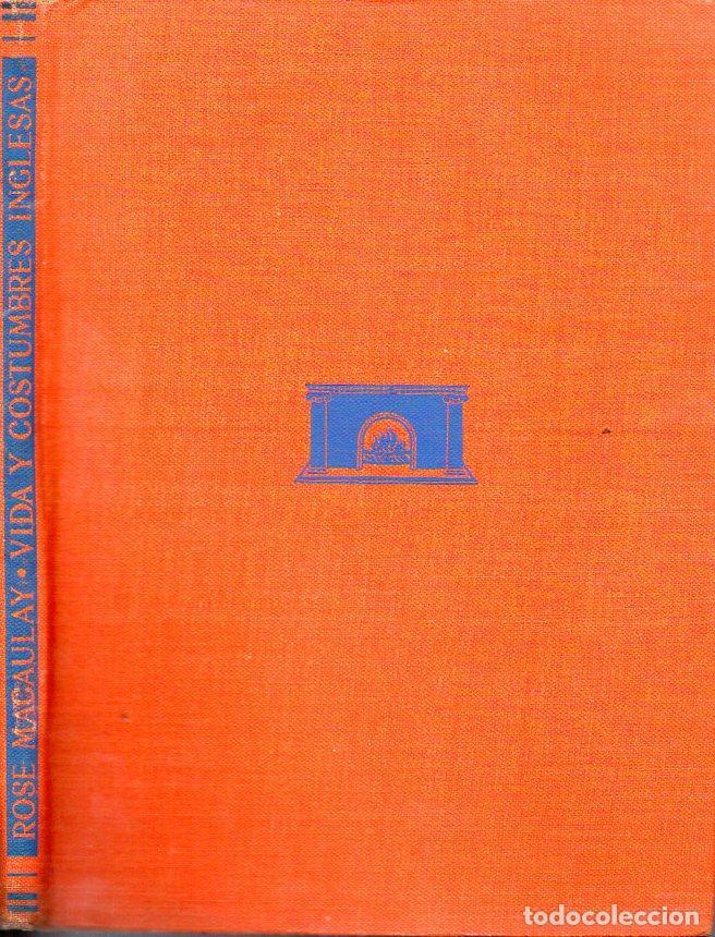 Libros antiguos: DIEZ TOMOS LA GRAN BRETAÑA PICTÓRICA (c. 1940) - Foto 5 - 129730791