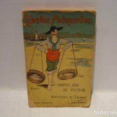 Libros antiguos: CUENTOS MALAGUEÑOS Y CHASCARRILLOS DE MI TIERRA - NARCISO DÍAZ ESCOVAR - 1911. Lote 129844787