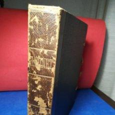 Libros antiguos: LE COSTUME HISTORIQUE-TOMO 4-ALBERT RACINET,1888-HISTORIA DEL VESTIDO(FRANCÉS)(93/100 LÁMINAS). Lote 130019642
