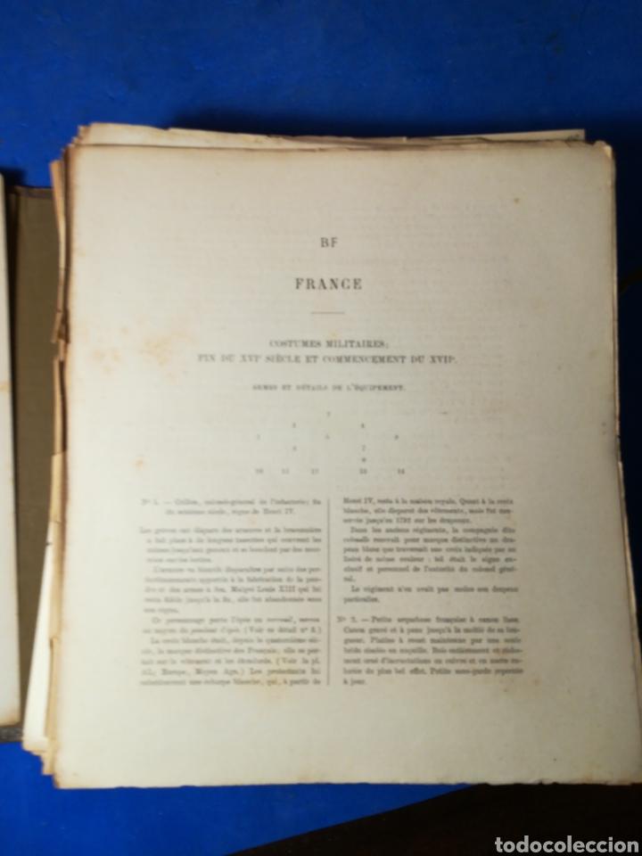 Alte Bücher: Le Costume Historique-Tomo 5-Albert Racinet,1888-Historia del vestido(francés)(99/100 láminas) - Foto 7 - 130019687