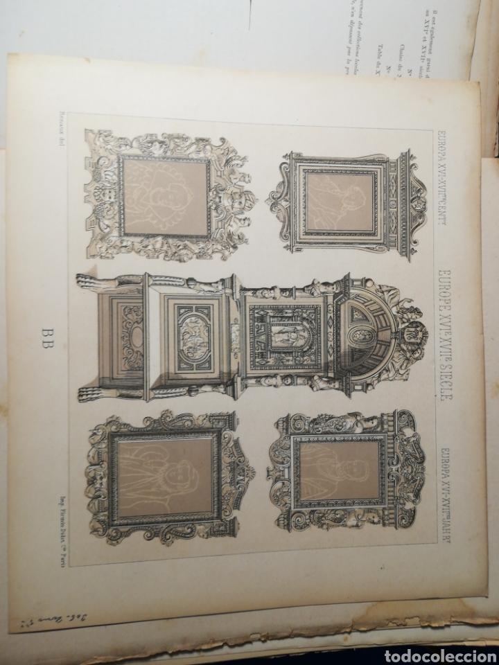 Alte Bücher: Le Costume Historique-Tomo 5-Albert Racinet,1888-Historia del vestido(francés)(99/100 láminas) - Foto 9 - 130019687