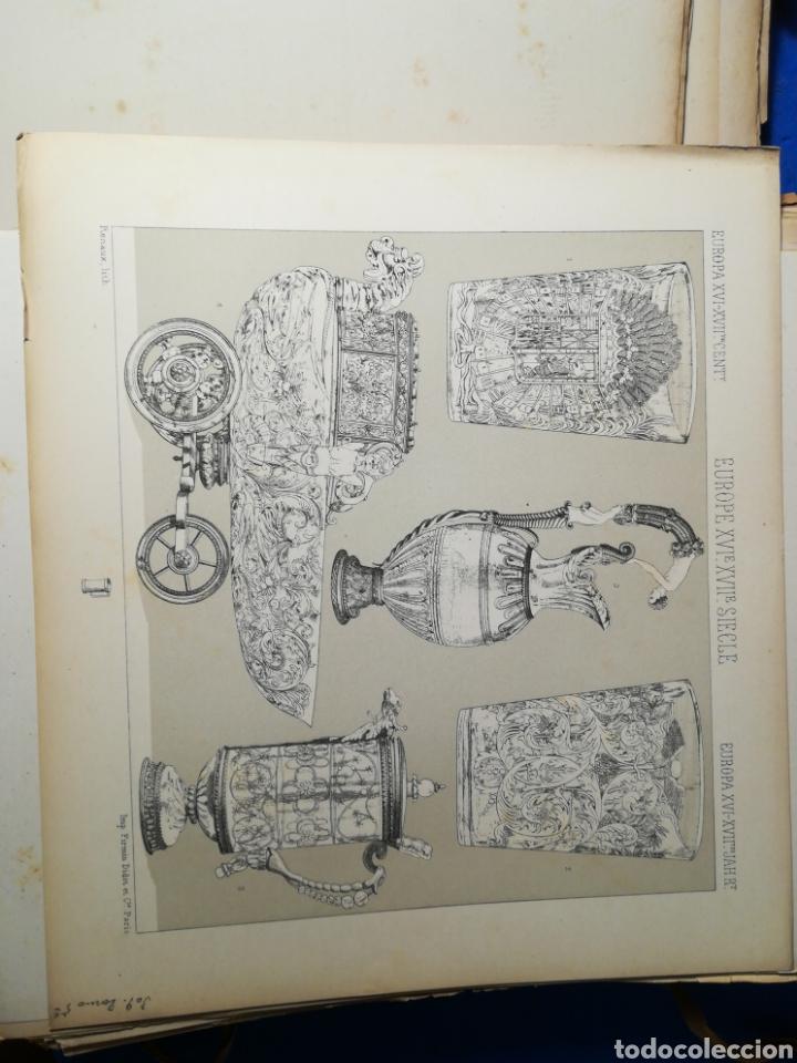 Alte Bücher: Le Costume Historique-Tomo 5-Albert Racinet,1888-Historia del vestido(francés)(99/100 láminas) - Foto 10 - 130019687