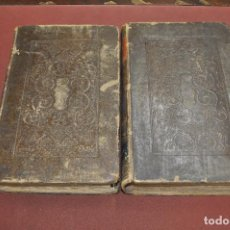 Libros antiguos: 2 TOMOS HISTORIA FRANCIA - Mª PH. LE BAS - IMPRENTA NACIONAL AÑO 1841 - AHUM. Lote 130032207